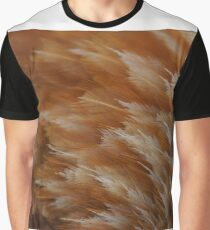 Feather Wave Graphic T-Shirt