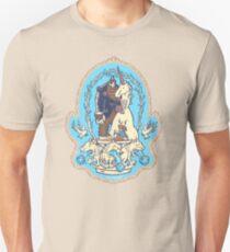 Bigfoot's Big Day - Wedding of Sasquatch & Unicorn Unisex T-Shirt