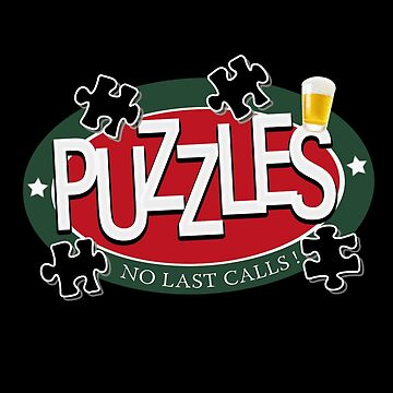 PUZZLES BAR - NO LAST CALLS! by josselinco