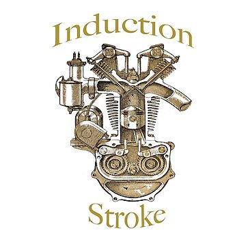 Induction stroke by wolfman57