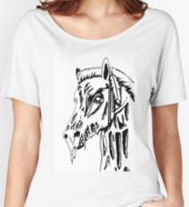 Undead Horse Women's Relaxed Fit T-Shirt