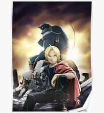 Fullmetal Alchemist: Elric Brothers Poster