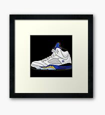 Nike Air Jordan's 23  Framed Print