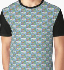 Happy Turtles Graphic T-Shirt