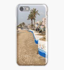 The Beach at Kusadasi, Turkey iPhone Case/Skin