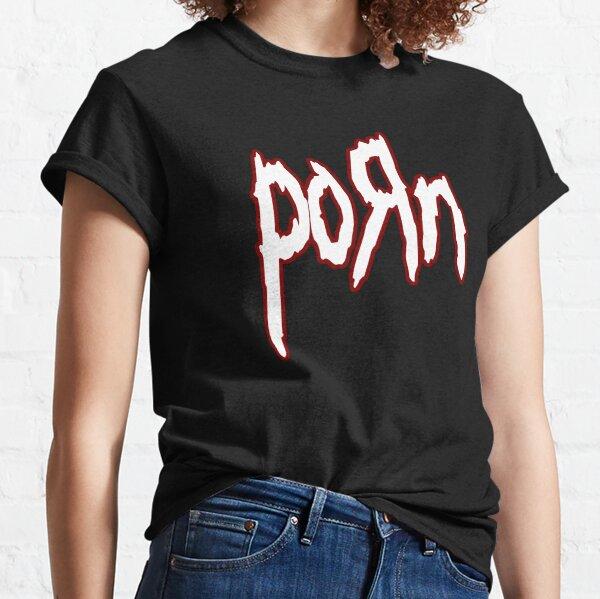 Porn logo Classic T-Shirt