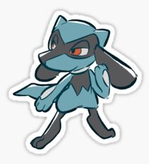Riolu Sticker