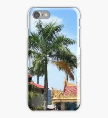 Penang Temple. iPhone Case/Skin