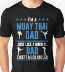 Muay Thai Dad T-Shirt