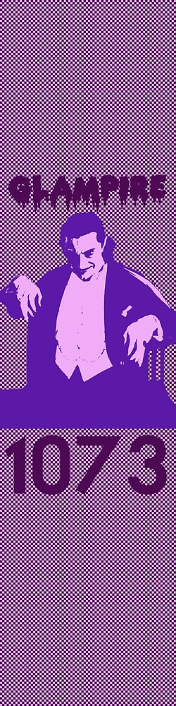 Horror Pop Art - Glampire by 1073