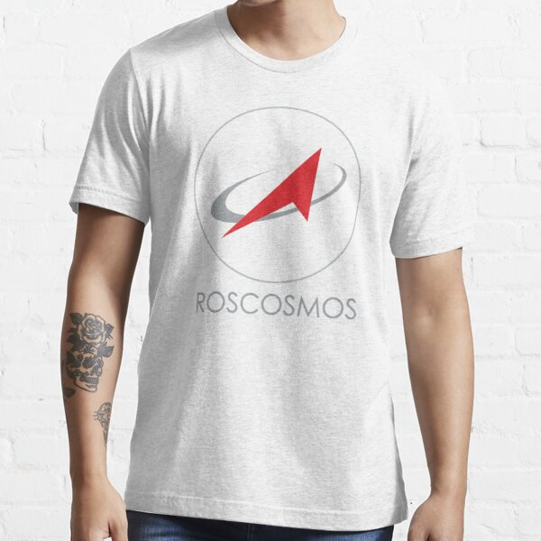Roscosmos (Russian Federal Space Agency) Logo Essential T-Shirt