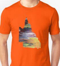 Queensland silhouette T-Shirt