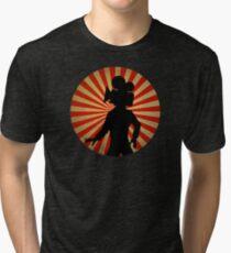 Film Camera head, film director, DOP, geek stuff Tri-blend T-Shirt