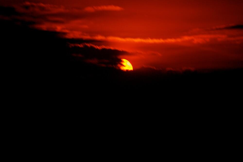 Burning Sky by sar66