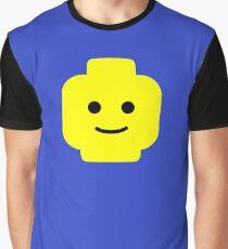 Brick Smile Graphic T-Shirt