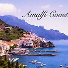 Treasures of Amalfi Coast, Positano, Ravello, Capri by daphsam