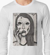 Broken Ceramic Marionette Doll T-Shirt