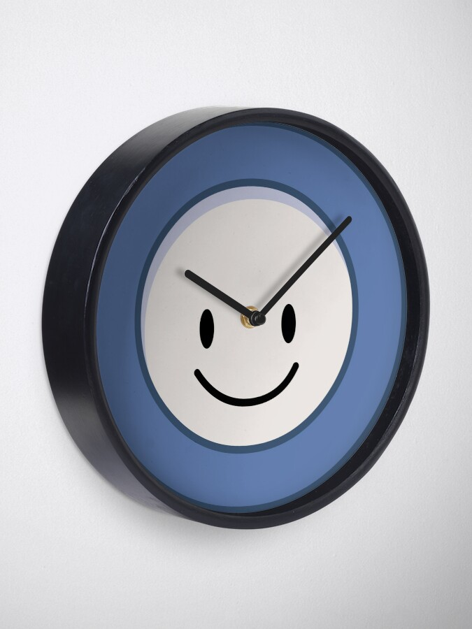 Alternate view of Clock Clock Clock