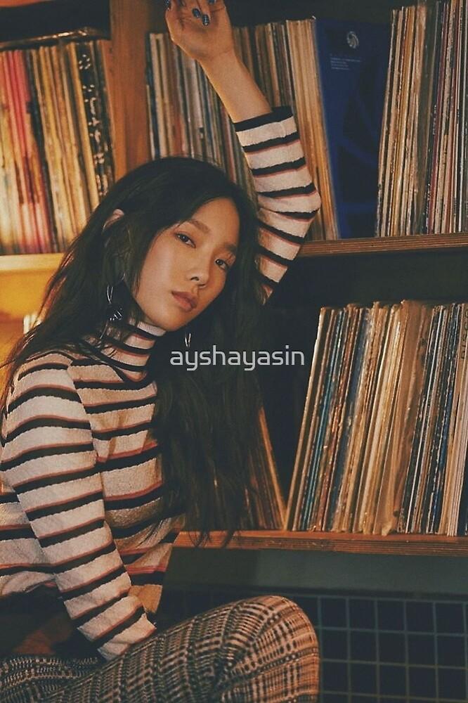 Taeyeon - SNSD by ayshayasin