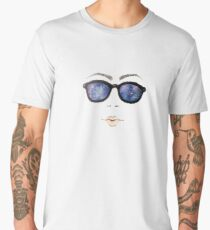 Spaced Men's Premium T-Shirt