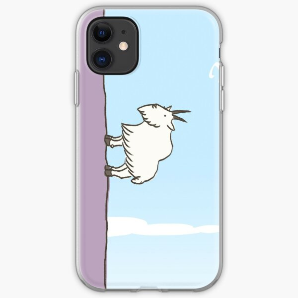 Mountain Goat iPhone Soft Case