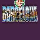 barcelona by redboy