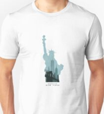 Manhattan - New York  T-Shirt