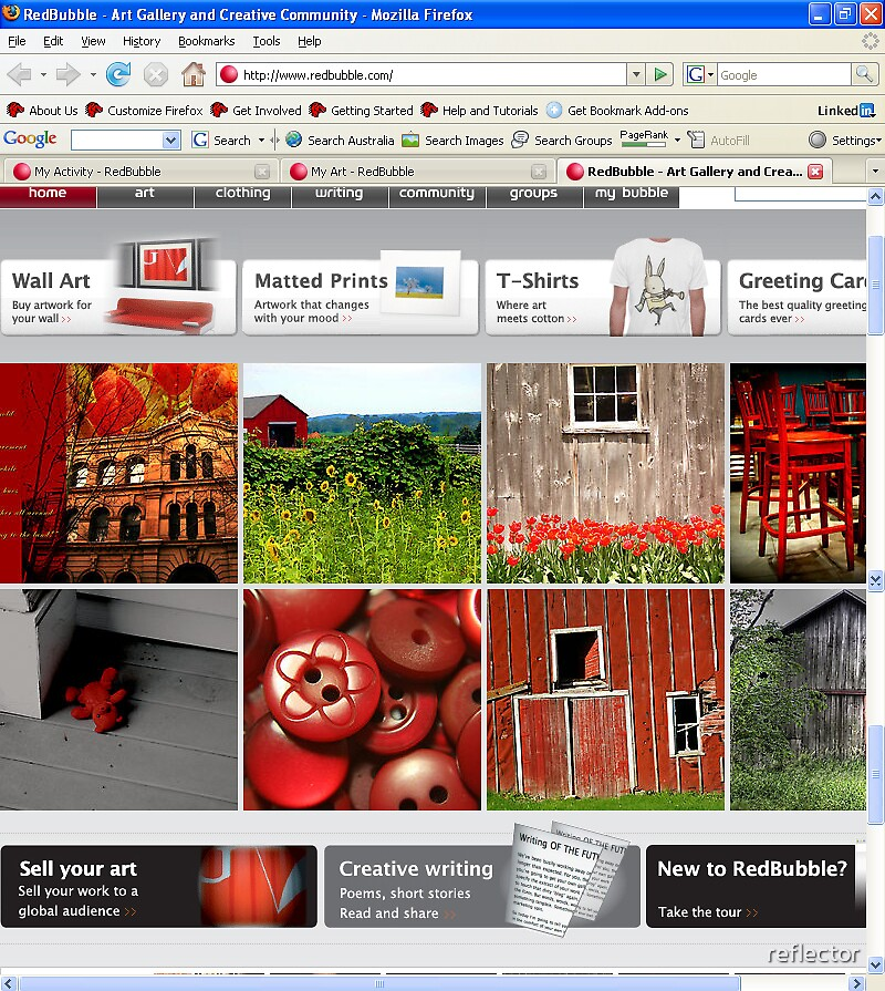 Featured - Home Page - Full by reflector