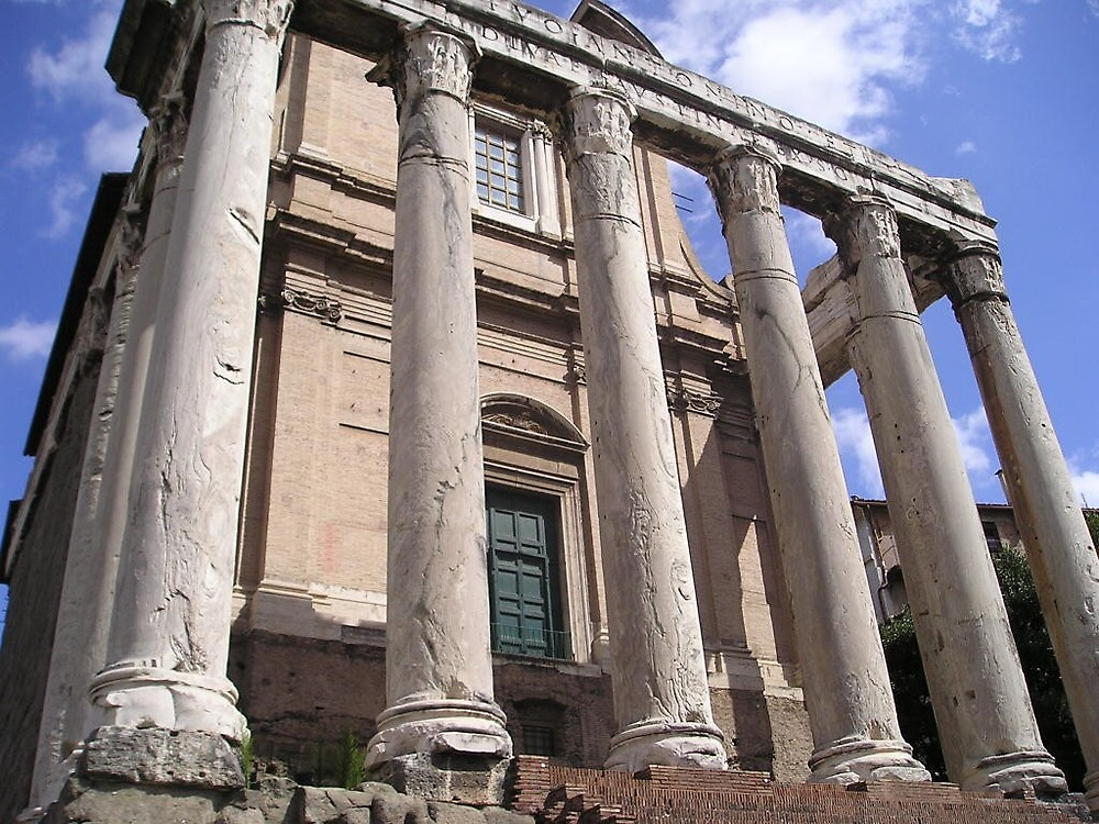 Rome by Neety