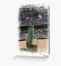 Dune Wildflowers Greeting Card