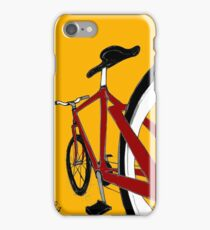 fixie iPhone Case/Skin