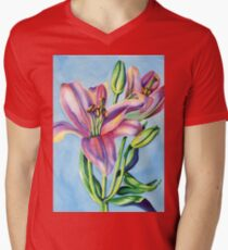 Colorful Lilies T-Shirt