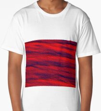Wildfire Red Long T-Shirt