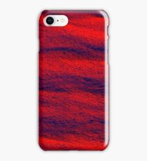 Wildfire Red iPhone Case/Skin