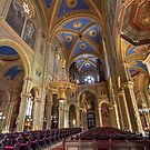 Altlerchenfelder Pfarrkirche, 1070 Vienna Austria by Mythos57
