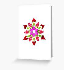 Kurukulle Greeting Card