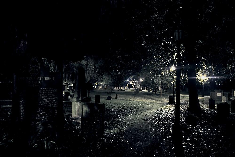 Night Walk by MClementReilly