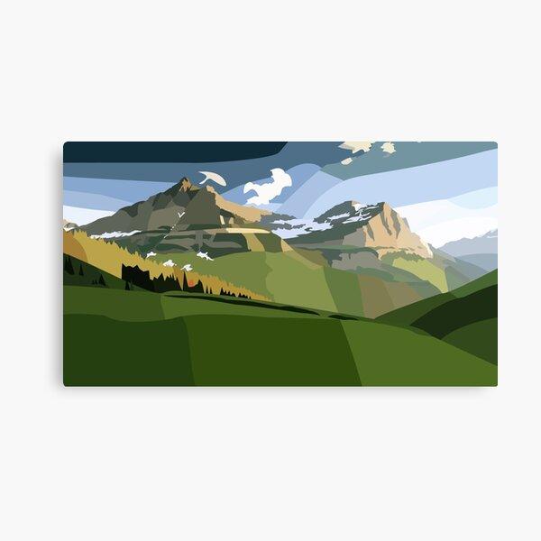 Meadows Canvas Print