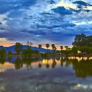 Tucson Sunrise by Marvin Collins