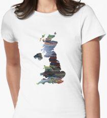 United kingdom silhouette T-Shirt