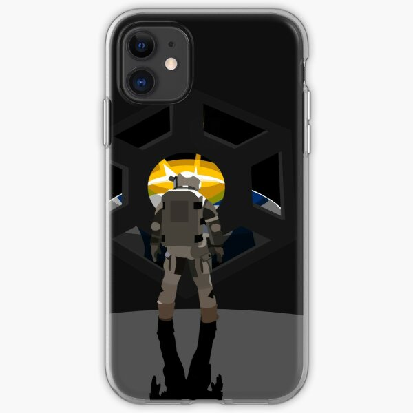 The Beginning iPhone Soft Case