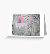 Begin Where You Are Greeting Card