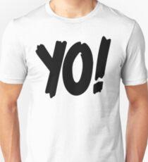 Yo! mtv raps replica logo 1993 era Unisex T-Shirt