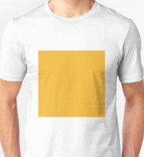 Yellow square Slim Fit T-Shirt
