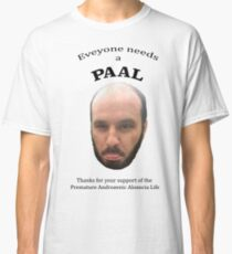 PAAL (black) Classic T-Shirt
