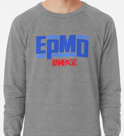 Epmd Rampage promo print Lightweight Sweatshirt
