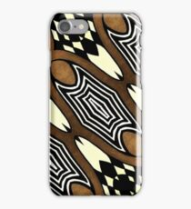 Cocoa Brown iPhone Case/Skin