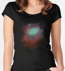 Spacious Sky Women's Fitted Scoop T-Shirt