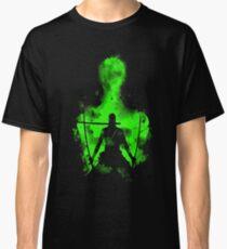 Roronoa Zoro Logo Classic T-Shirt