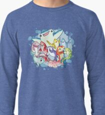 Shark Friends Lightweight Sweatshirt